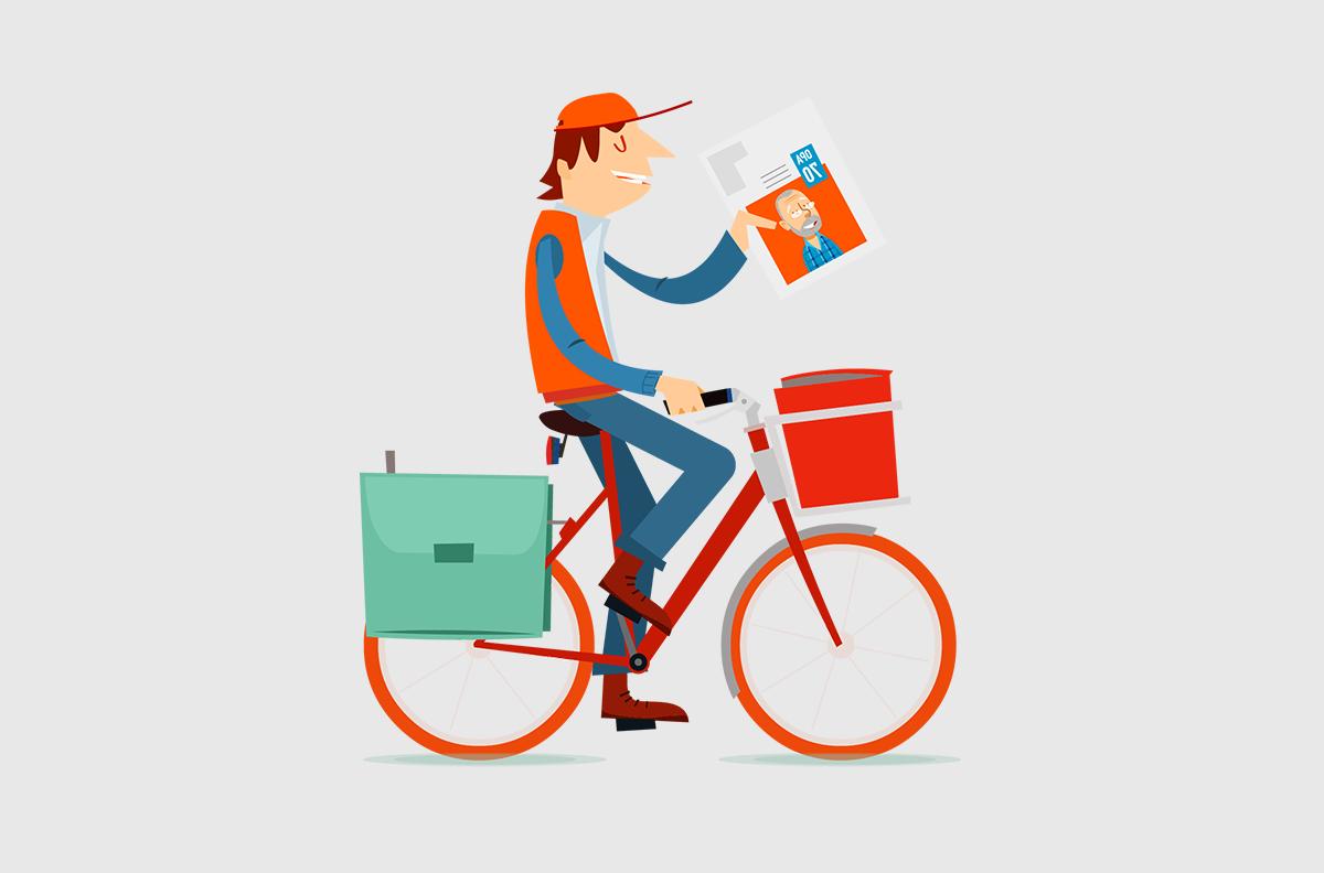 Créez votre propre journal délai de livraison - Happiedays