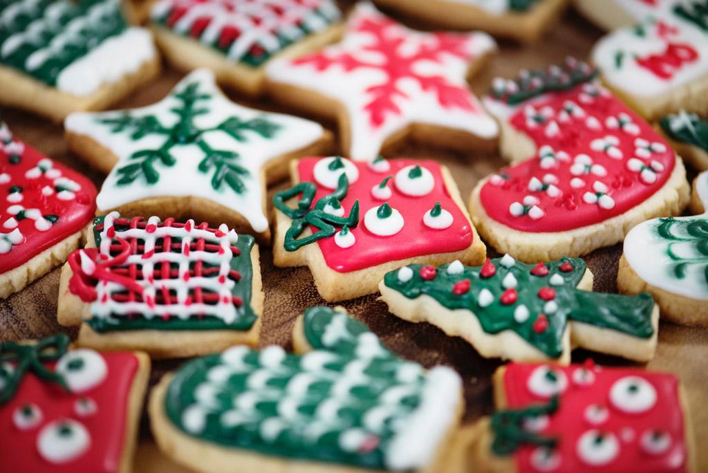 Créez votre propre journal de cuisine pour Noël - Happiedays