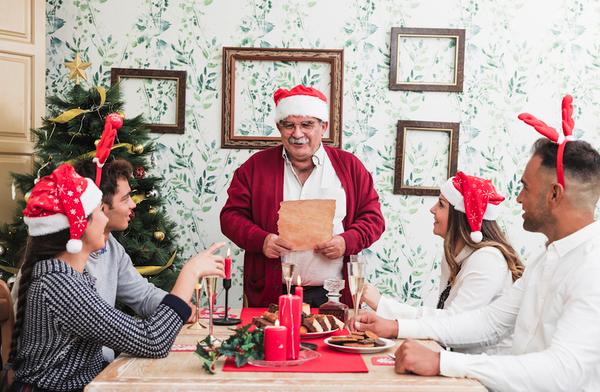 Créez votre propre journal de Noël - Happiedays