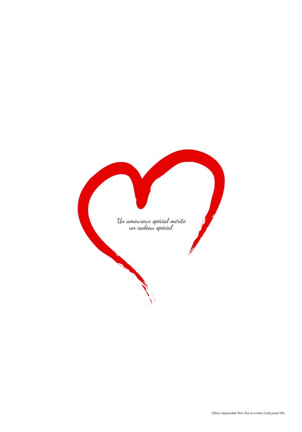 Créez votre propre journal modèle journal de saint-valentin | Happiedays