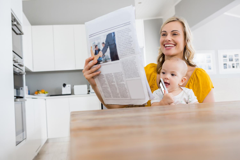 Créez votre propre journal de naissance invitation - Happiedays